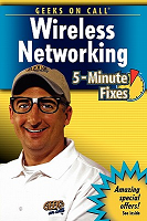 Wireless Networks – 5-minute Fixes